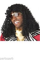 Supa Freakin Wig Motown Gigolo Villain Peter Pan Pirate Captain Hook Rick James