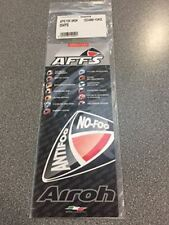 *Sale Items* Airoh Fog Free Insert For Cezanne / Force Helmets