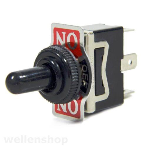 Kippschalter ON//OFF//ON 12 24 Volt Schalter Kill Switch Auto Boot KFZ 12V 8124