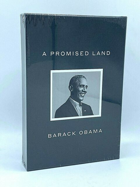 Barack Obama A Promised Land Deluxe Signed Book Limited Edition NEW 🚚✅