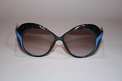 Saphira 4155 95 Optyl Nero/blu Vintage 80er Occhiali Da Sole Da Donna-mostra Il Titolo Originale Vari Stili