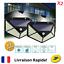 2-Lampe-Solaire-Exterieur-Detecteur-de-Mouvement-Spots-Eclairage-Mural-Jardin-FR miniatura 1