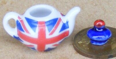 1:12 Scale 2.2cm Diameter Copper Frying Pan Tumdee Dolls House Miniature Kitchen