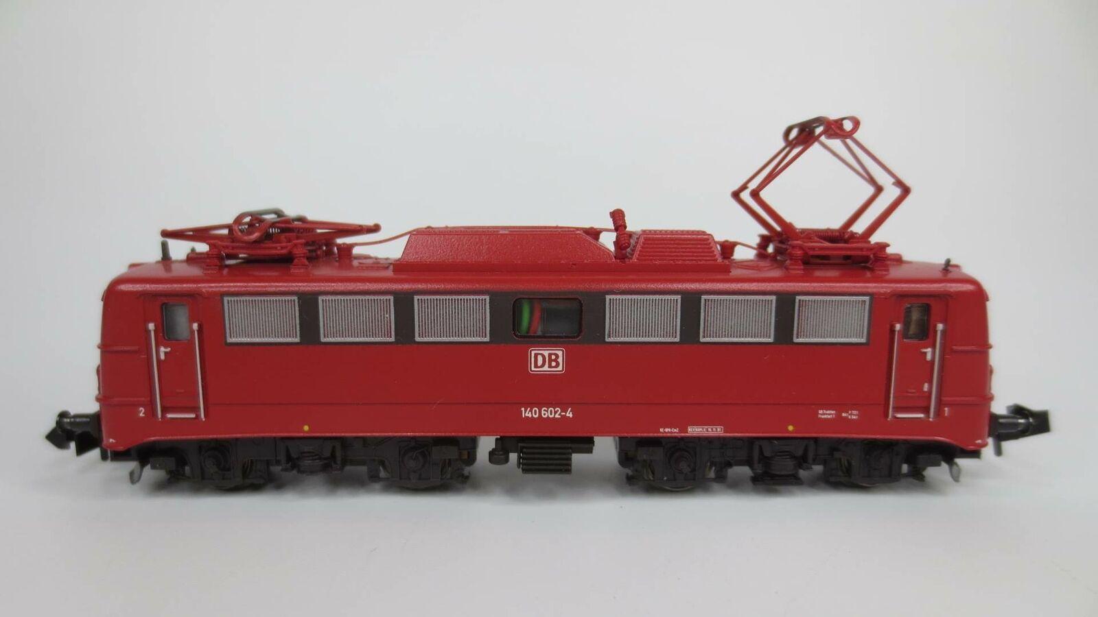Minitrix 12652 E-LOK BR 140 602-4 il DB NUOVO OVP CH13006