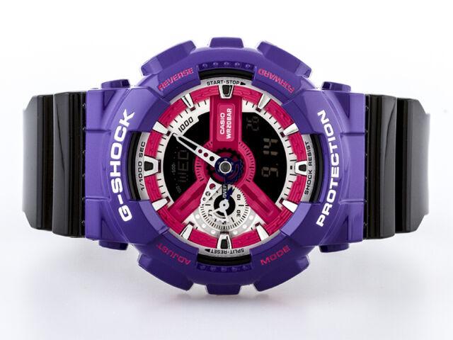Casio G Shock GA-110NC-6AER Herrenuhr