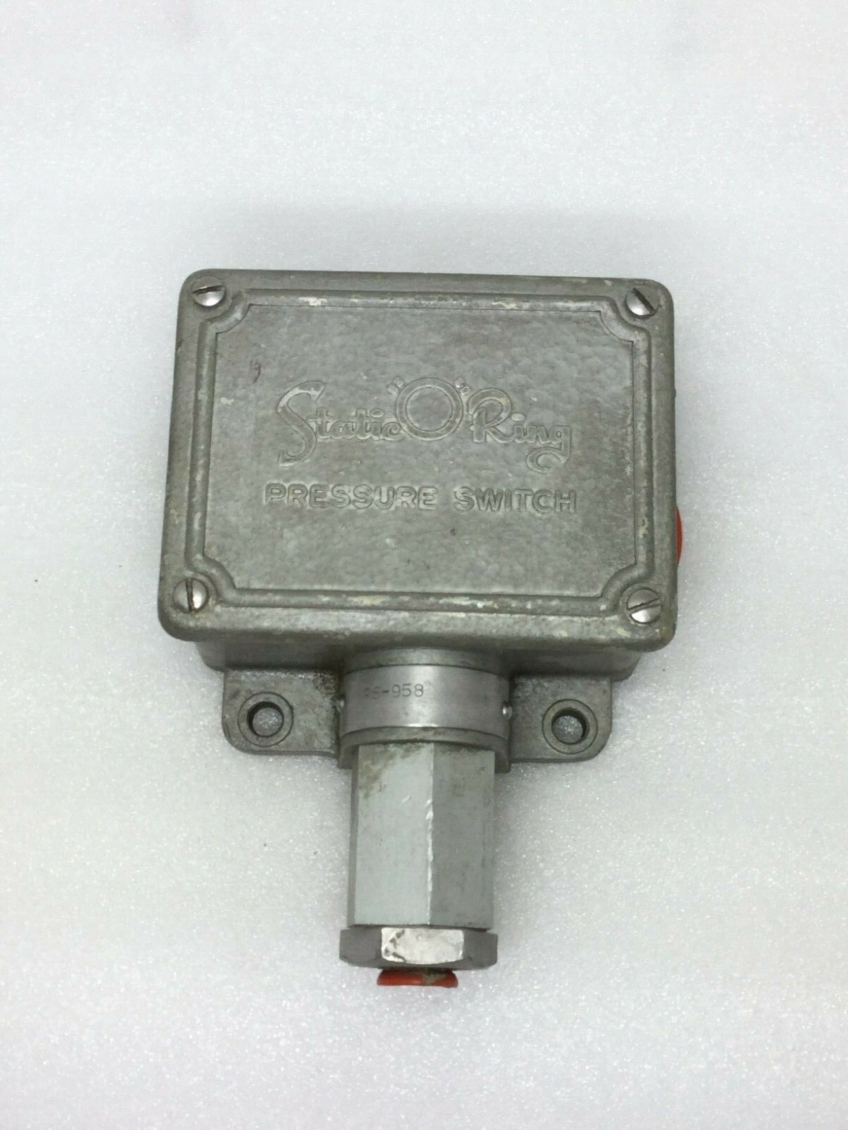 Static  O  Ring Pressure Switch CATNN-K3-SSM2C USED