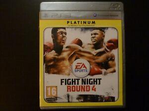 Jeu-PS3-Fight-Night-Round-4-Platinum-complet-Vers-Fr