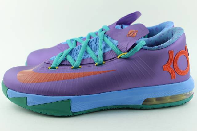 KD VI (6)  RUGRATS  YOUTH SZ  6.0 SAME AS WOMAN 7.5 NEW AUTHENTIC SUPER RARE