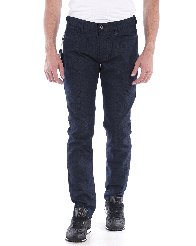 Armani Jeans Aj Jeans SLIM FIT Man Denim 3Y6J06 6N28Z 500 NWT Sz. 34 PUT OFFER