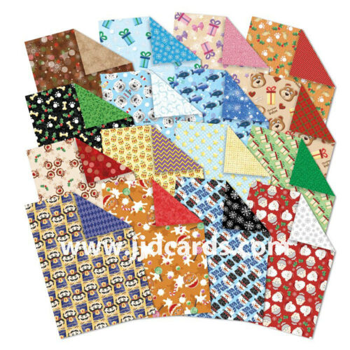 Hunkydory Wrap-tastic Paper Pad Box-Pops
