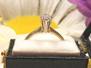 14K-P-Plumb-Pure-14K-Gold-Marquise-Diamond-Ring