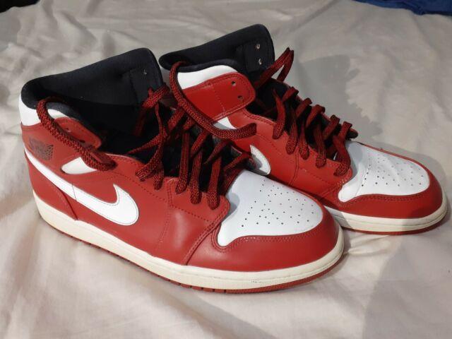 Nike Air Jordan 1 Mid Retro Gym Red