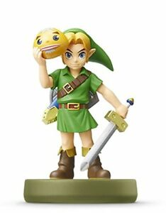 NEW-Nintendo-3DS-Amiibo-Link-Majora-039-s-Mask-The-Legend-of-Zelda-JAPAN-OFFICIAL