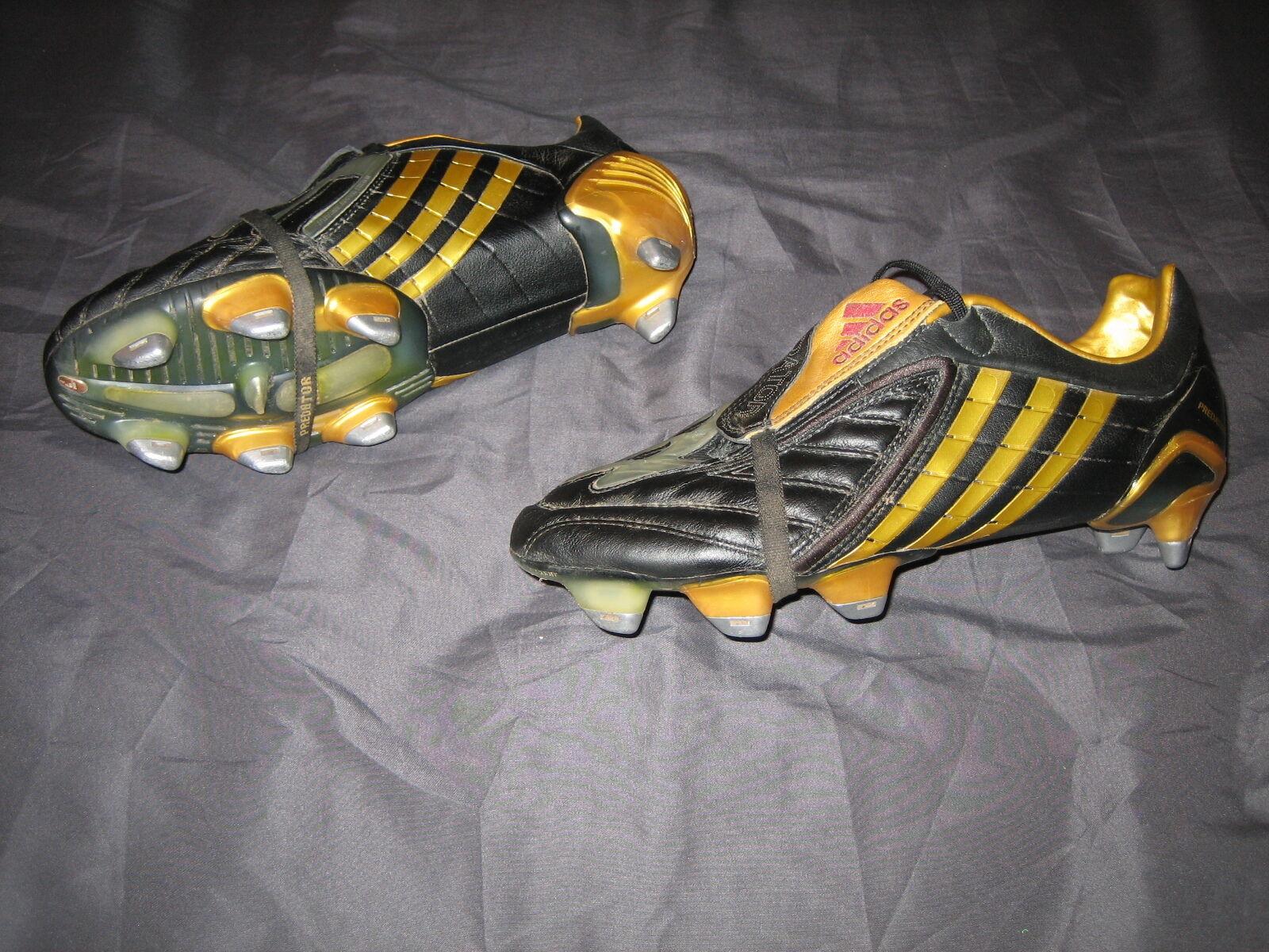Adidas predator powerswerve ROME sg LIMITED EDITION football boots VGC