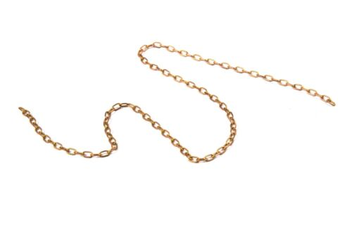 CMK 1//35 Coarse Brass Chain 30cm Long Oval Link 3,8mm x 2.8mm # H1013