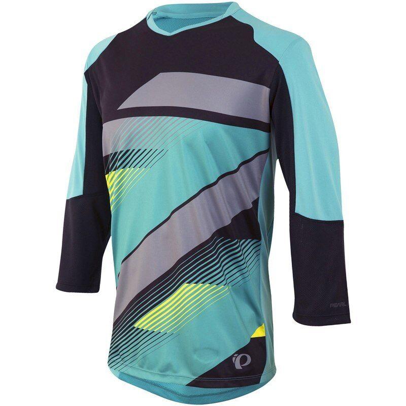 Pearl Izumi Launch 3 4 Sleeve Jersey Men's Trail MTB Mountain Cycling 19121502