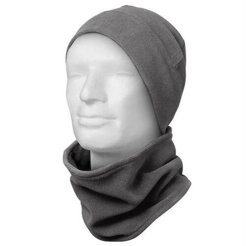 Craftland Kedro Fleece SetSchwarz ✔ Marine ✔ Grau ✔ Weitenverstellbarer Schal
