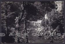 GENOVA CAMOGLI 83 SAN FRUTTUOSO - ALBERGO RISTORANTE Cartolina FOTOGRAF. viagg.