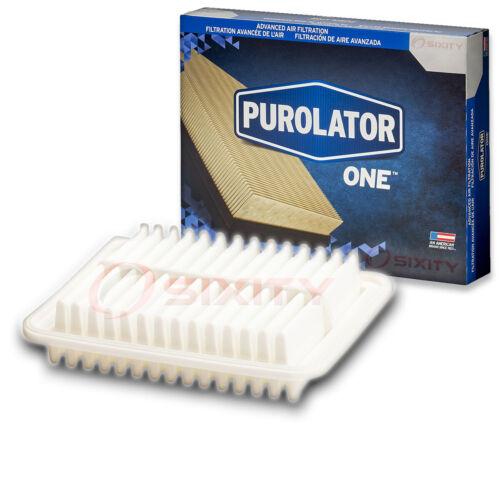 Purolator ONE Engine Air Filter for 2009-2018 Toyota Corolla Intake Flow jl