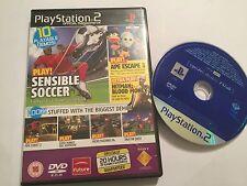 PLAYSTATION 2 MAGAZINE GAME DEMO DISC #73 PS2 APE ESCAPE 3 OUTRUN 2006 COAST TO