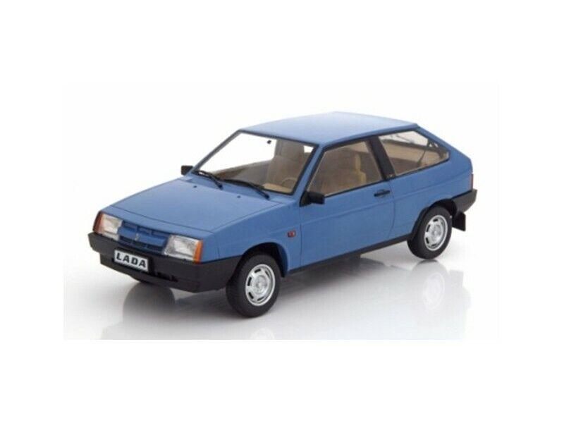 KK-SCALE 1 18 LADA SAMARA 1984 bleu MODELLINO