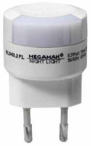 Megaman-MM00103-Veilleuse-Orange-Lumineux-LED-0-2W-avec-Euro