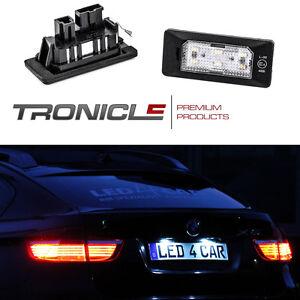 LED-iluminacion-de-la-matricula-para-skoda-superb-Octavia-Rapid-Fabia-yeti-muchos-mas