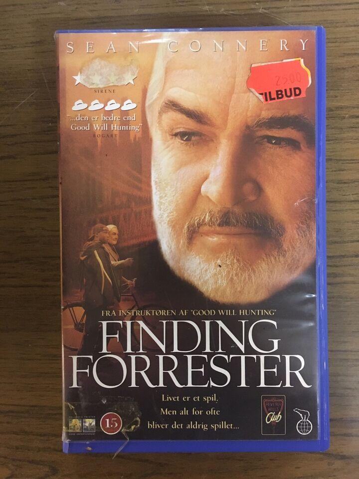 Action, FINDING FORRESTER