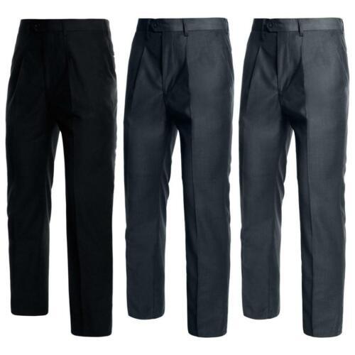 Männer Anzug Hose Plain-Front lange Farbe Separate Hose