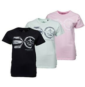 Ladies-Crosshatch-Short-Sleeve-Top-Lace-Up-Detailing-T-Shirt-Sizes-from-8-to-16