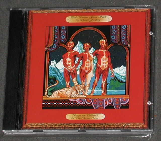 PAUL KANTNER GRACE SLICK DAVID FREIBERG Baron Von Tollbooth CD 1997 US MINT OOP