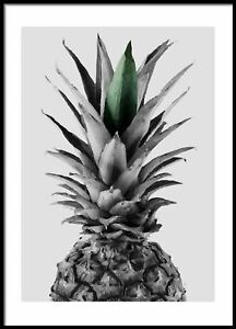 Pineapple-Print-Poster-Minimalist-Wall-Art-Motivational-Quotes