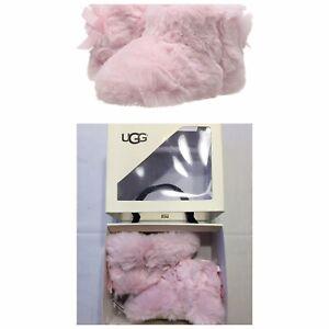 NWB UGG Baby JESSE BOW II Baby Pink