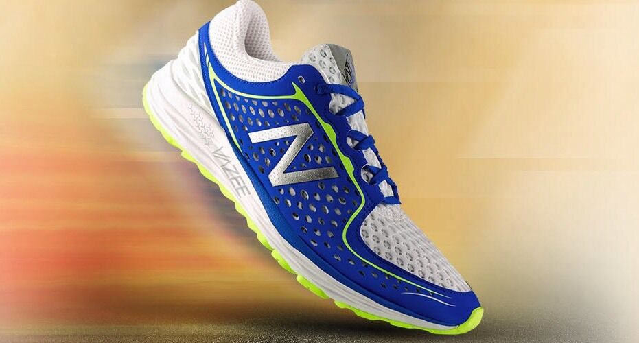 New Balance MBREAHT VAZEE bluee White Mens Running shoes Size 11.5 US 2E