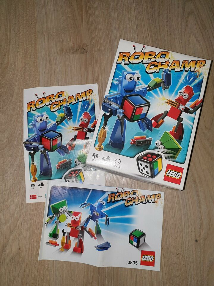 Lego andet, 3835