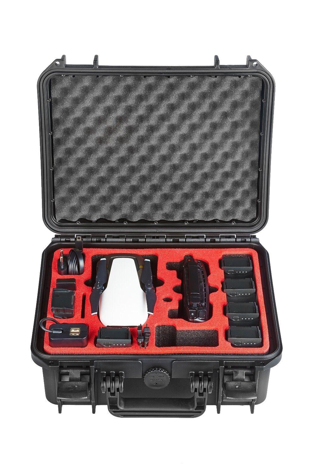 VALIGETTA di trasporto per DJI Mavic Air-Kombo Explorer edizione di  MC-Cases-batteria 8  ti renderà soddisfatto