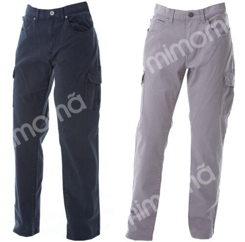 Pantaloni Cotone Uomo Work Jrc Lavoro Elasticizzato Pantalone Lione Multitasche ftqcXw7W