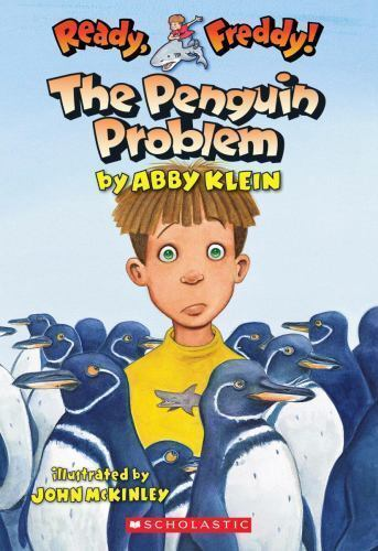 The Penguin Problem (Ready, Freddy!, No. 19)-ExLibrary