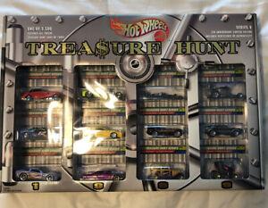Hot-Wheels-1999-JC-Penny-Treasure-Hunt-Set-with-white-shipping-box