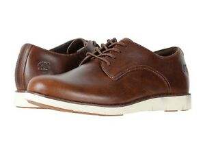Image is loading Women-039-s-Timberland-Lakeville-Oxford-Brown-Leather- 24e6d3055f