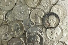 START INVESTING 1 LB ONE POUND 90% JUNK SILVER COINS *ALL QUARTERS* 16 OUNCES OZ