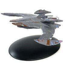 Eaglemoss Diecast Star Trek Jem'Hadar Battle Cruiser #13 w/ Magazine