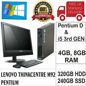 Lenovo-ThinkCentre-M92-USFF-Tiny-Core-i5-8GB-240GB-SSD-Win7-Win10-PC-Bundle