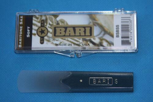 Soft Strength Bari Star Synthetic Baritone Sax Reed 2.0-2.5 BSBSS
