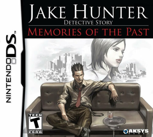 1 of 1 - Jake Hunter: Memories of the Past NDS New Nintendo DS