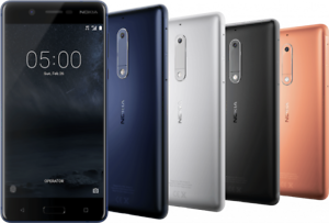Nokia 6 LTE 4G 3GB RAM 32GB Aufbewahrung Entsperrt Smartphones Mix Grad