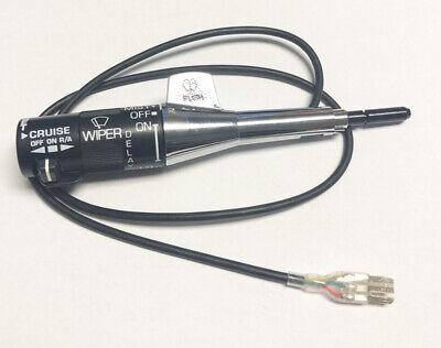 CHEVY PONTIAC BLACK TURN SIGNAL LEVER WIPER SWITCH ARM DELAY W//O CRUISE 49277