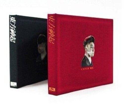 Tohoshinki, TVXQ - Catch Me [New CD]