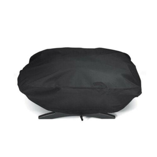Nero Impermeabile /&dustproof Griglia Barbeque Cover Protezione For Weber Q100 //