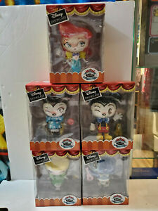 Miss-Mindy-Vinyle-Disney-Showcase-collection-complete-Series-1-all-brand-new